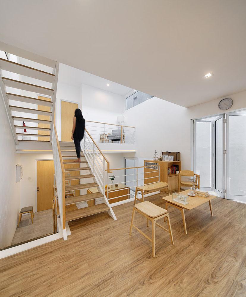 Foto interior rumah mungil 70