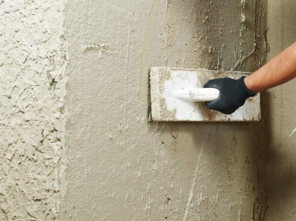Выравнивание стен своими руками цементом 66