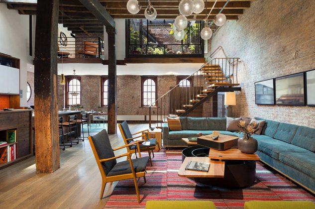 foto-interera-v-stile-loft-kvartira-na-manhettene-1
