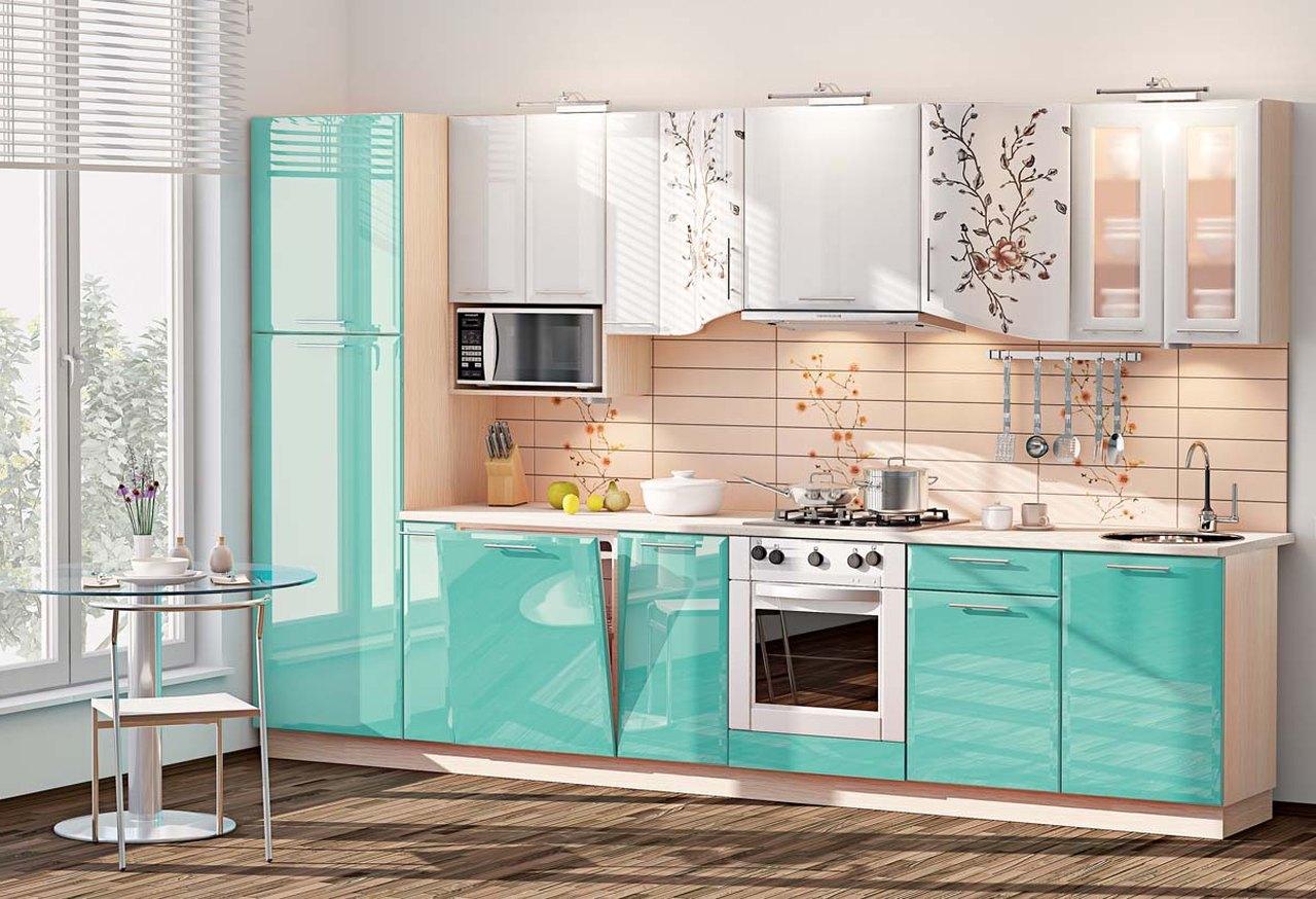 Какой лучше цвет для кухни