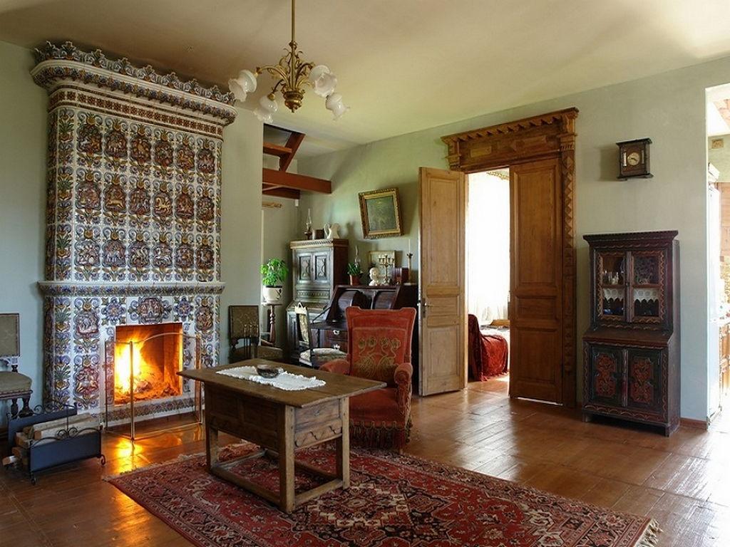 Стиль кантри в интерьере: ностальгический образ родного дома