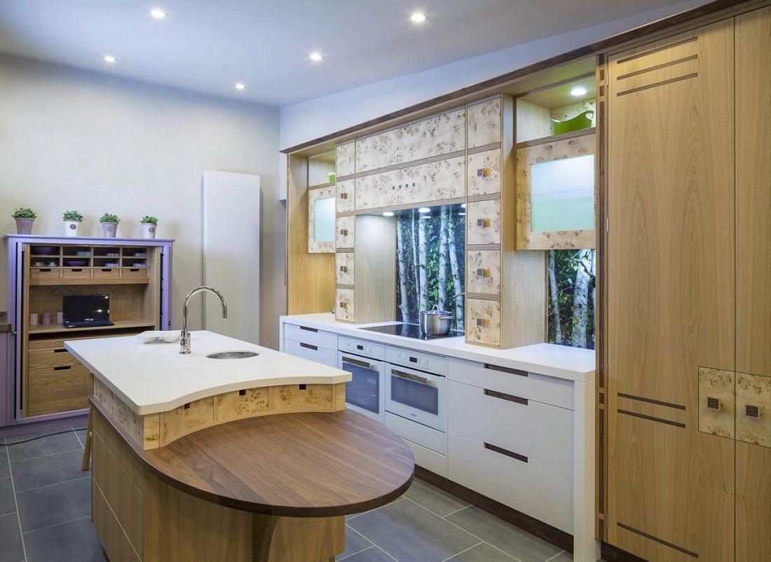 Арт деко стиль в интерьере кухни 1
