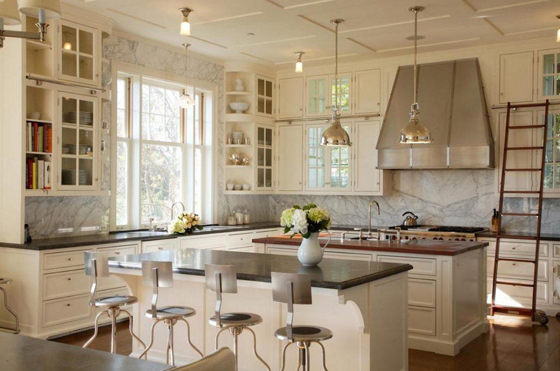 Арт деко стиль в интерьере кухни 14