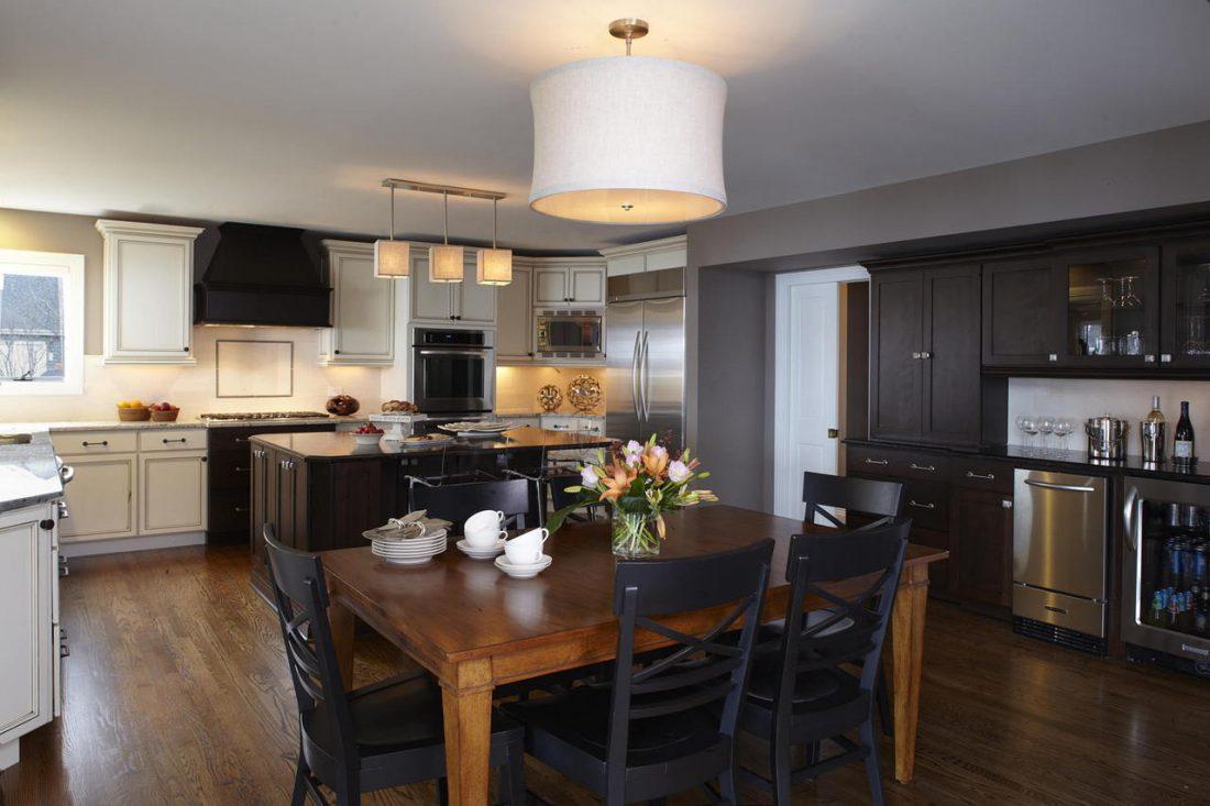 Арт деко стиль в интерьере кухни 15