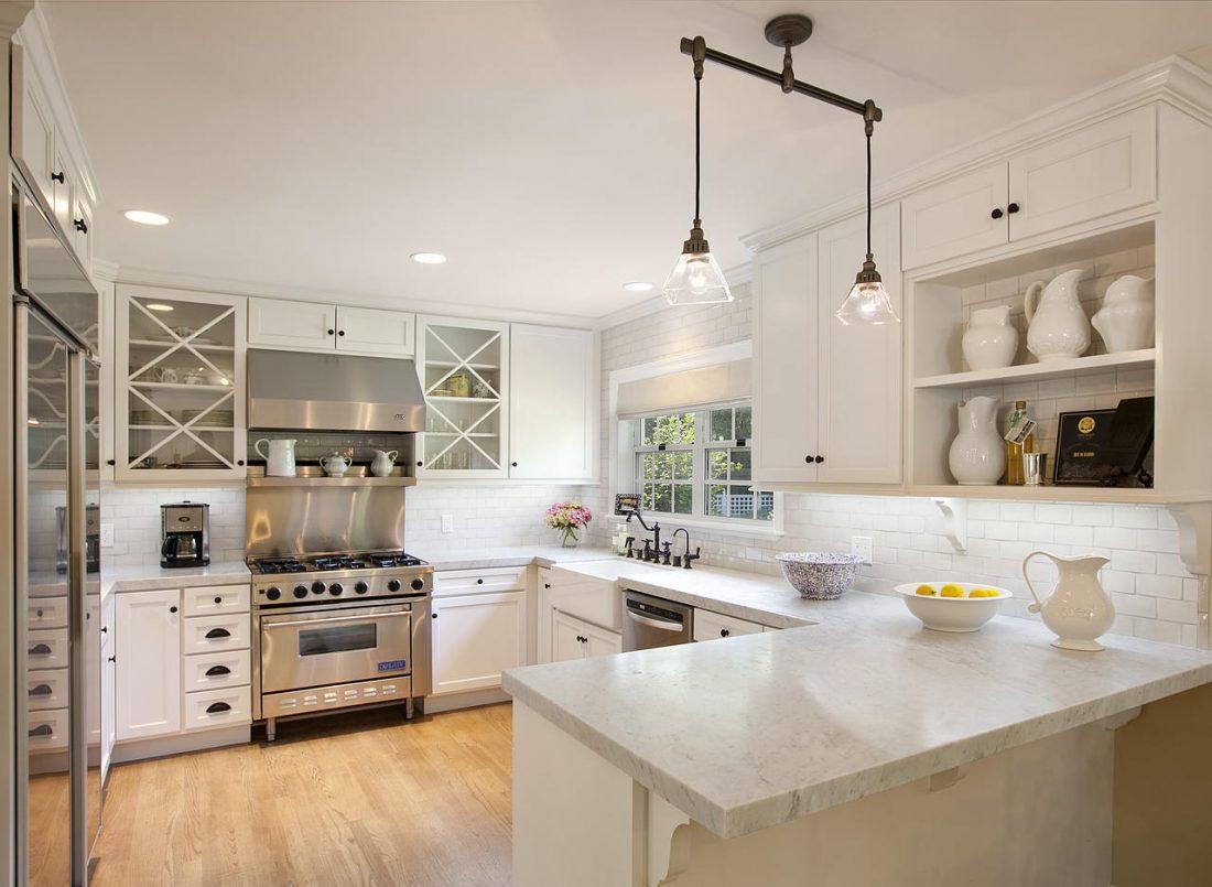 Арт деко стиль в интерьере кухни 16