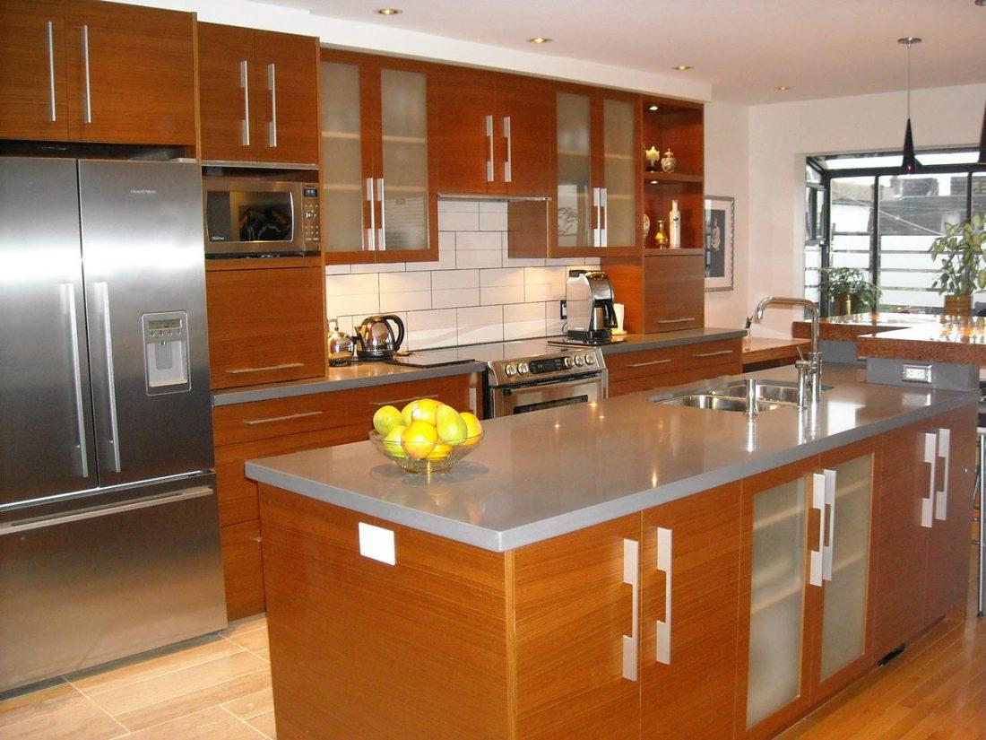 Арт деко стиль в интерьере кухни 18