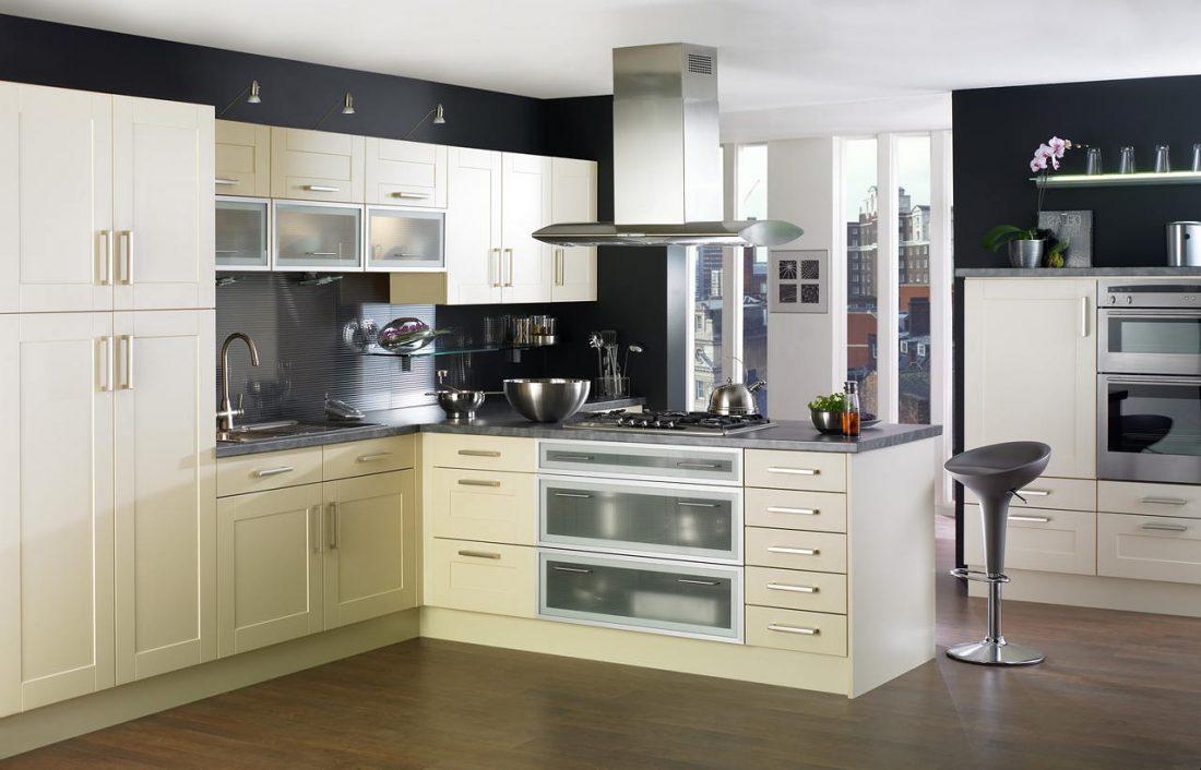 Арт деко стиль в интерьере кухни 22