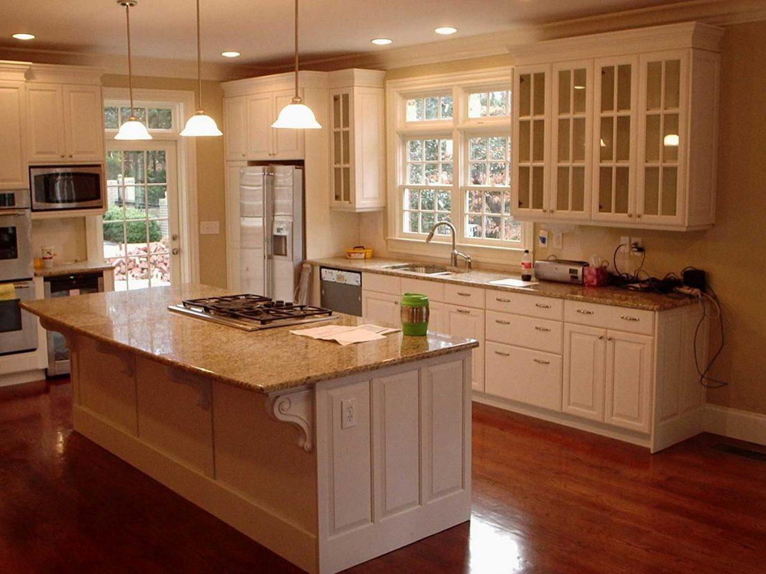 Арт деко стиль в интерьере кухни 24