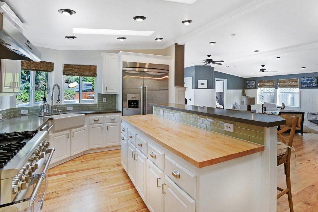Арт деко стиль в интерьере кухни 5