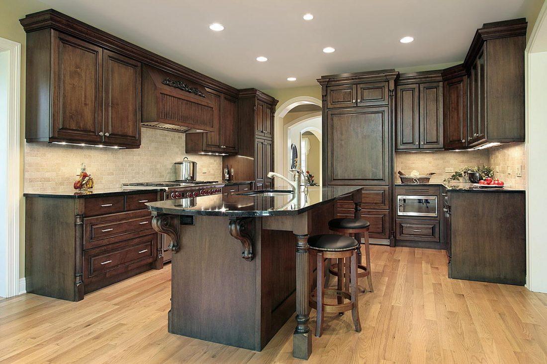Арт деко стиль в интерьере кухни 8
