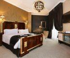 Арт деко стиль в интерьере спальни 1