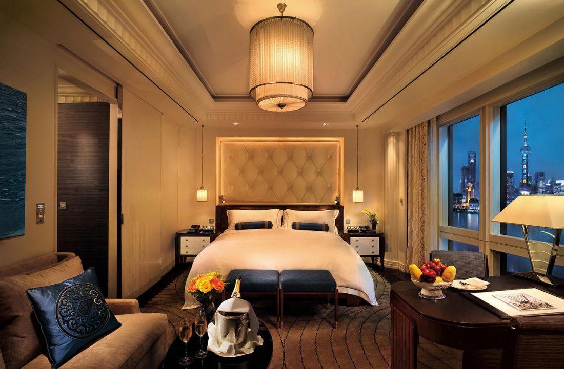 Арт деко стиль в интерьере спальни 6