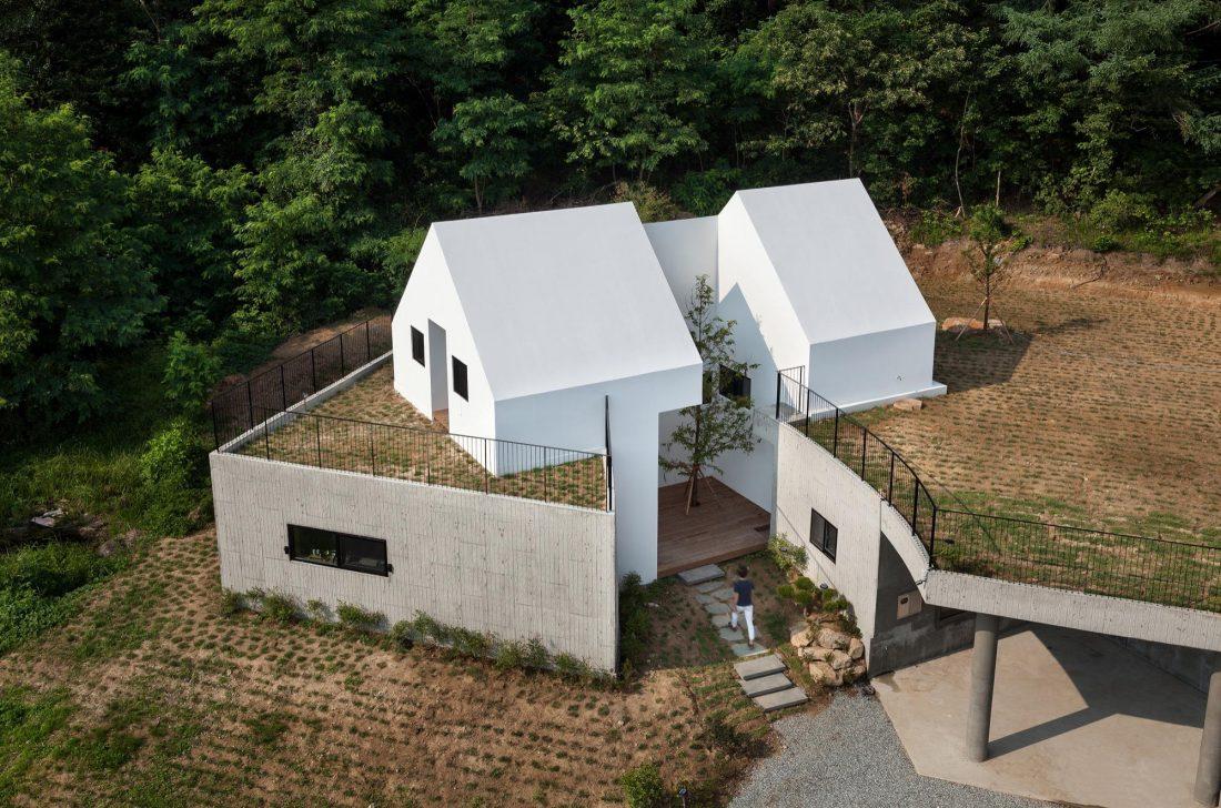 Baomaru House – проект студии Rieuldorang Atelier 1