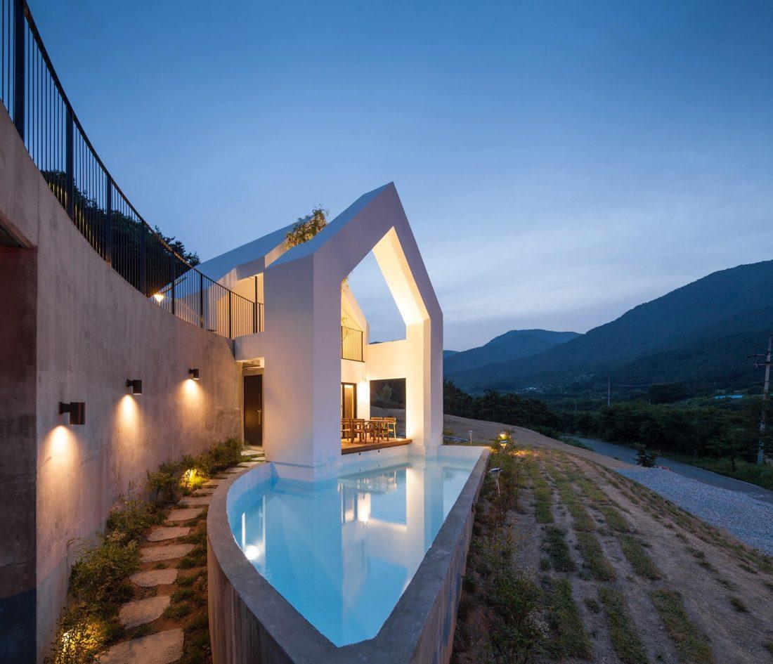 Baomaru House – проект студии Rieuldorang Atelier 12
