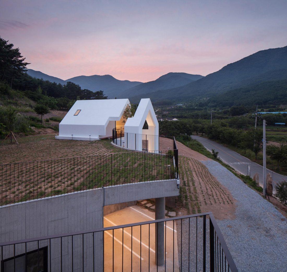 Baomaru House – проект студии Rieuldorang Atelier 13