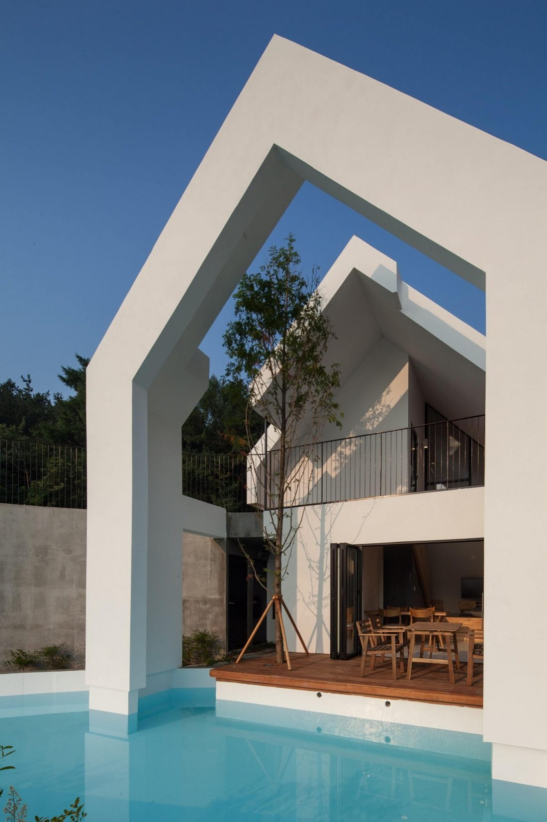 Baomaru House – проект студии Rieuldorang Atelier 14