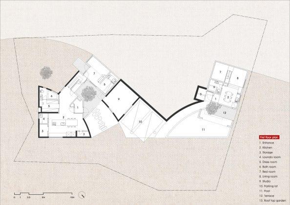 Baomaru House – проект студии Rieuldorang Atelier 15