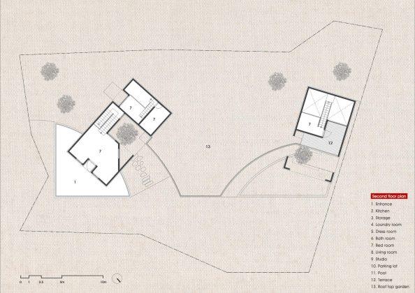 Baomaru House – проект студии Rieuldorang Atelier 16
