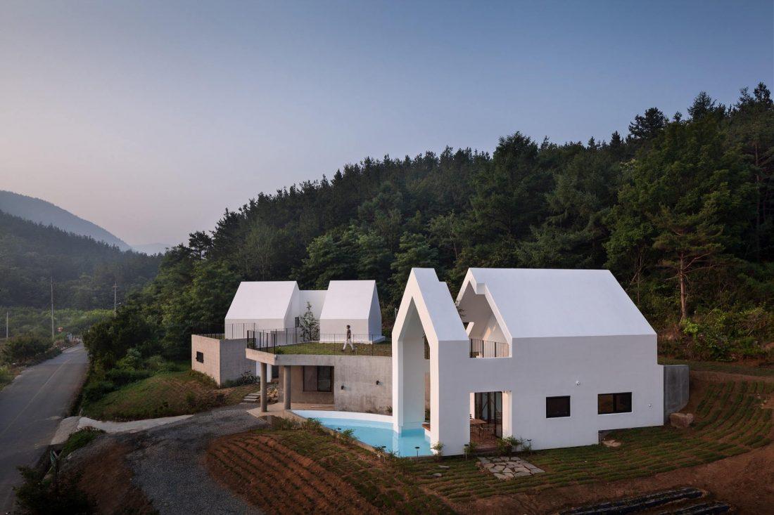 Baomaru House – проект студии Rieuldorang Atelier 6
