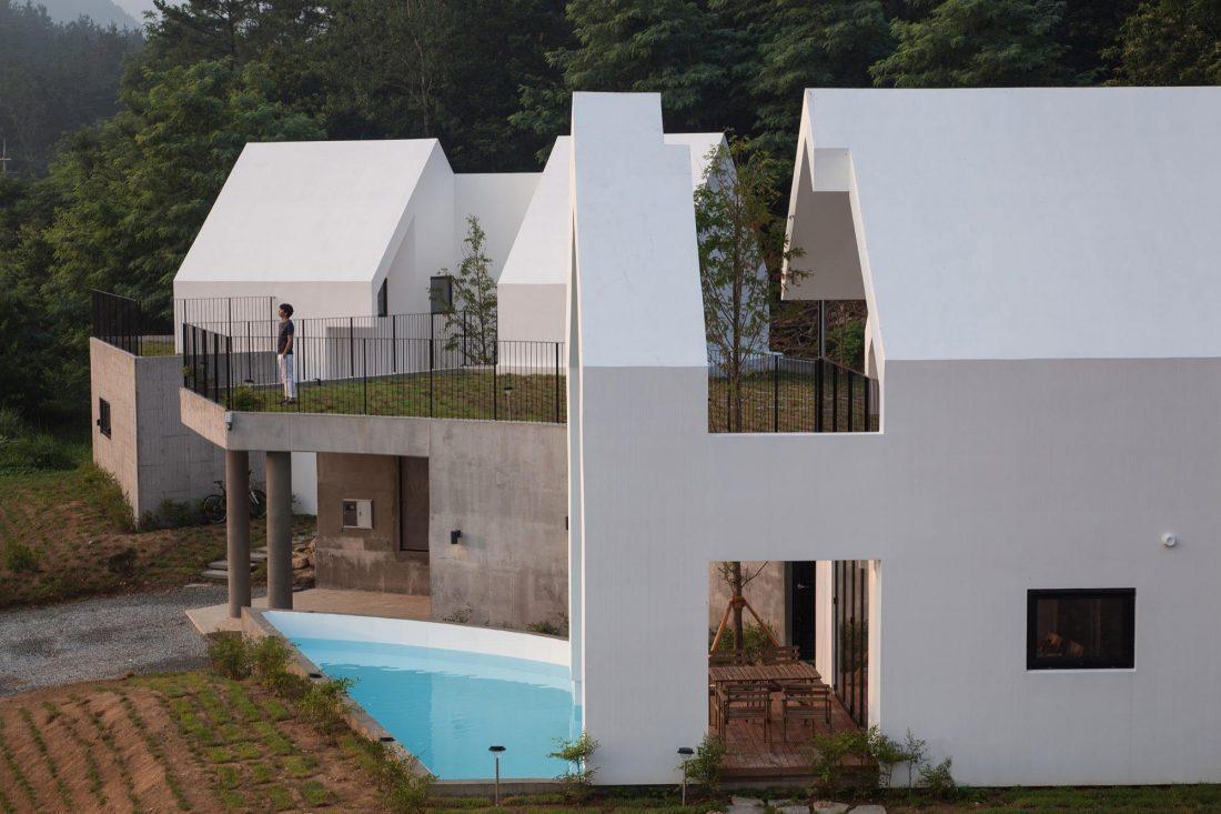 Baomaru House – проект студии Rieuldorang Atelier 9