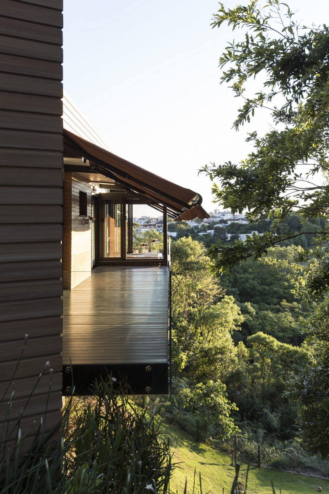 Деревенский дом в Бразилии от студии Sacha Zanin 11