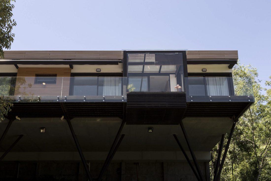 Деревенский дом в Бразилии от студии Sacha Zanin 13