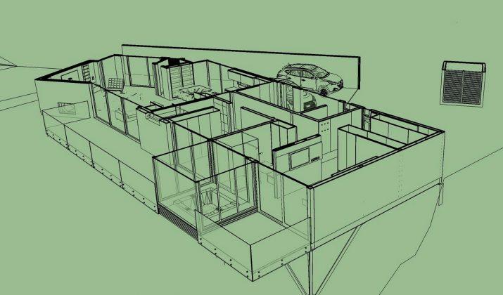 Деревенский дом в Бразилии от студии Sacha Zanin 41