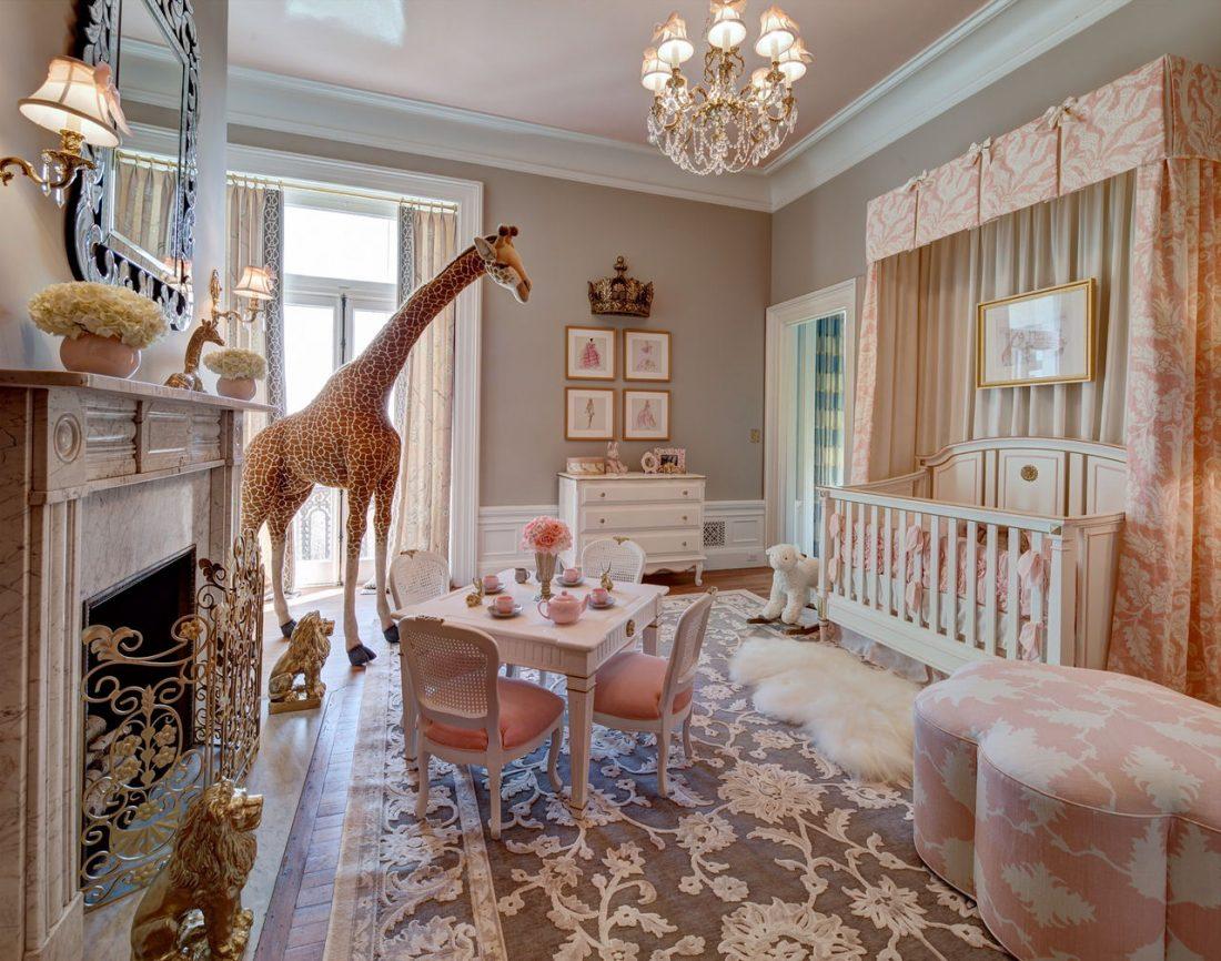 Детская комната в стиле прованс 3