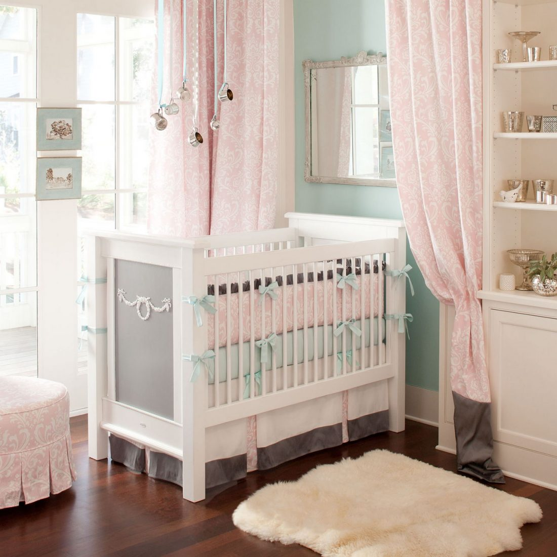 Детская комната в стиле прованс 7