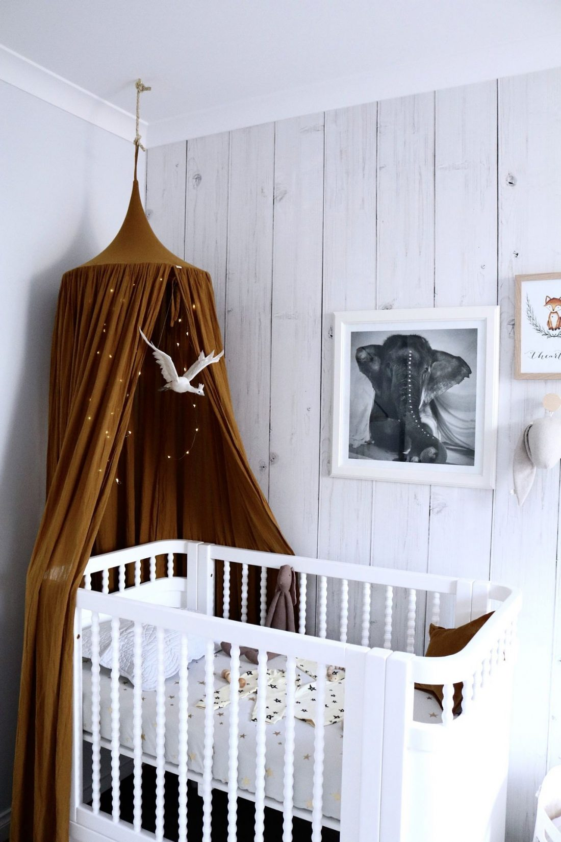 Детская комната в стиле прованс 8