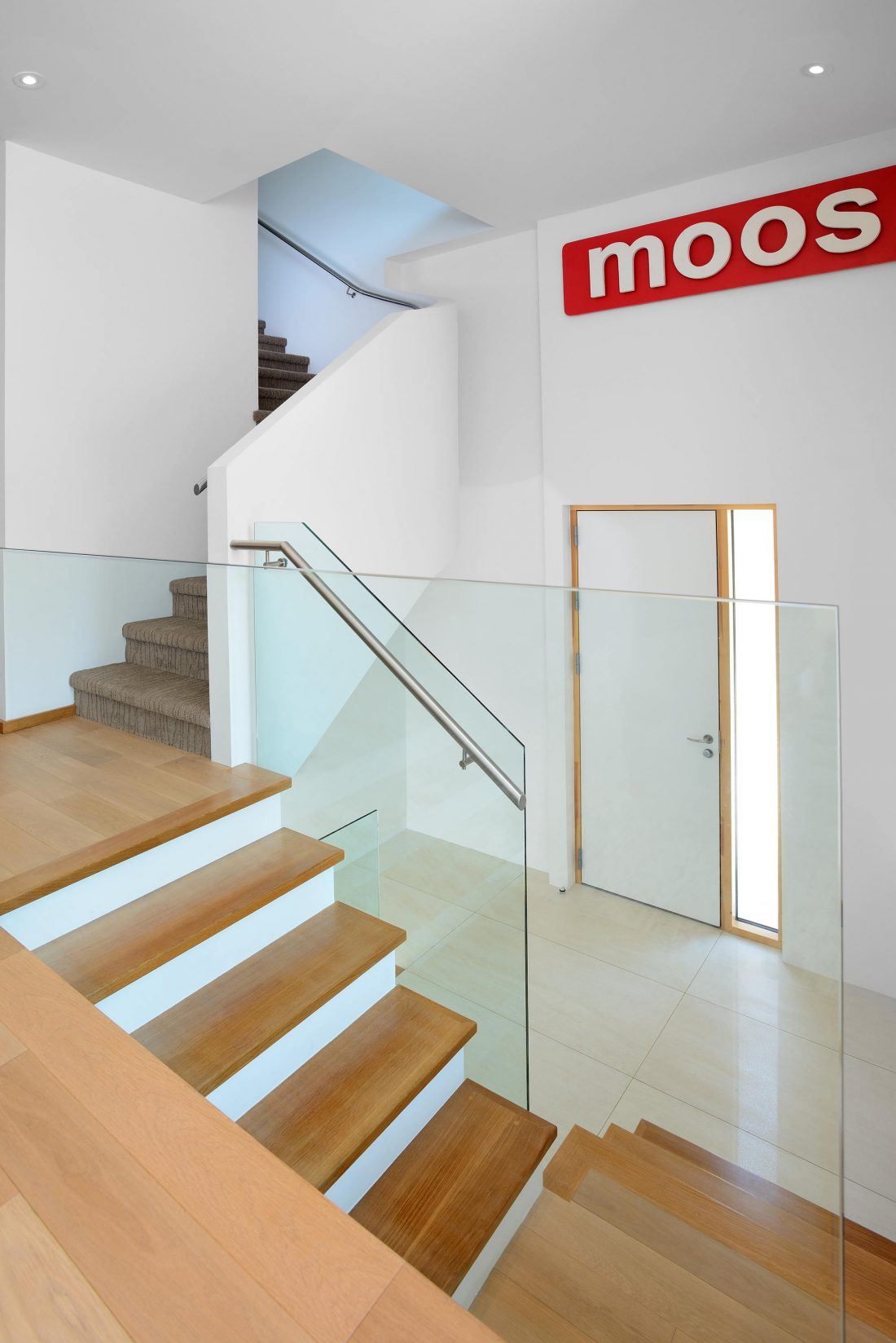 Дом корабль от студии Tampold Architects 13