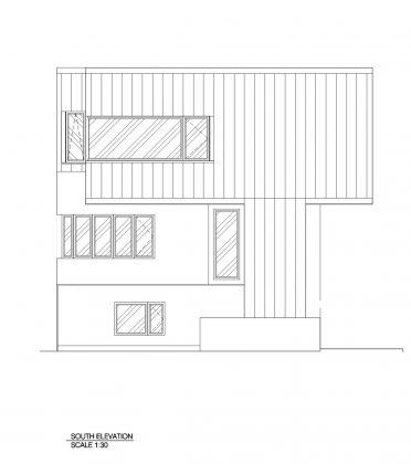 Дом корабль от студии Tampold Architects 16