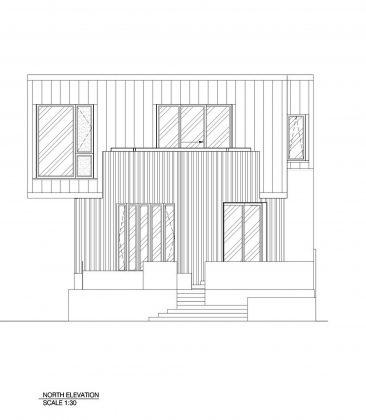 Дом корабль от студии Tampold Architects 17