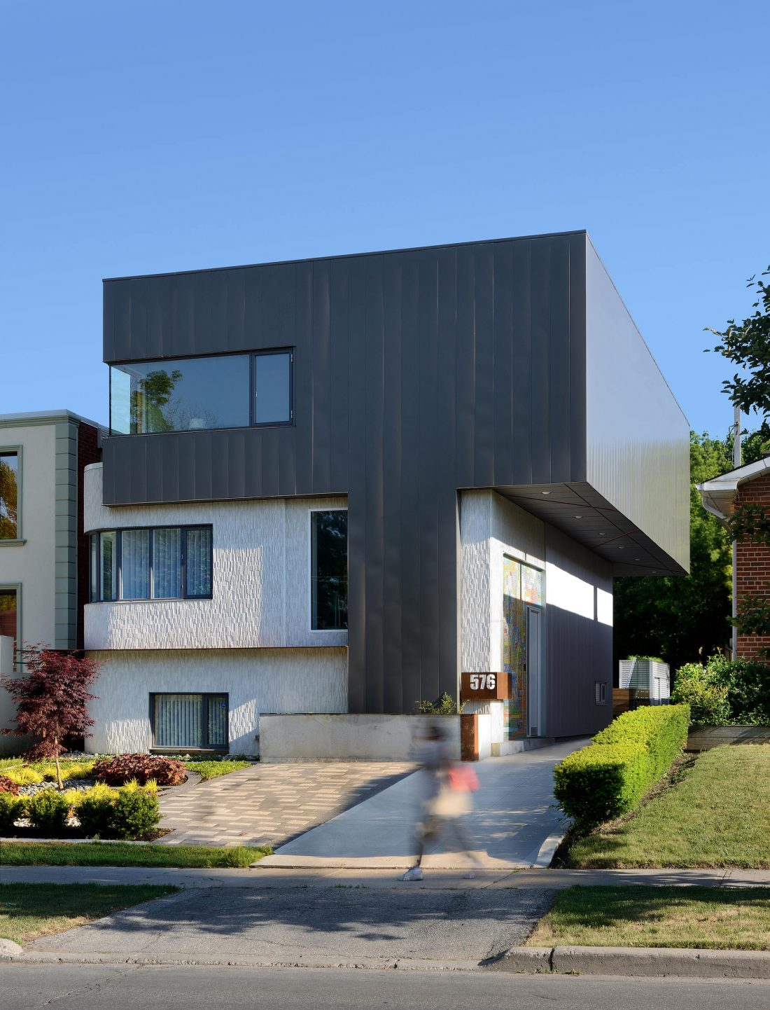 Дом корабль от студии Tampold Architects 2