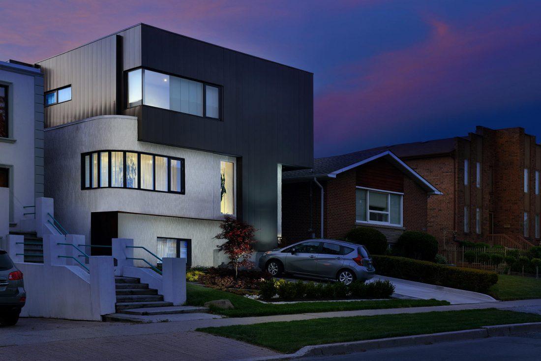 Дом корабль от студии Tampold Architects 7