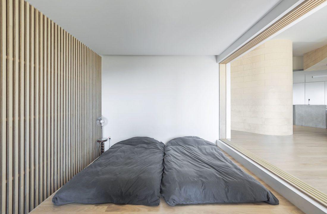 Дом на склоне горы от студии BCHO Architects 20