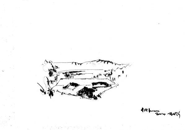 Дом на склоне горы от студии BCHO Architects 32