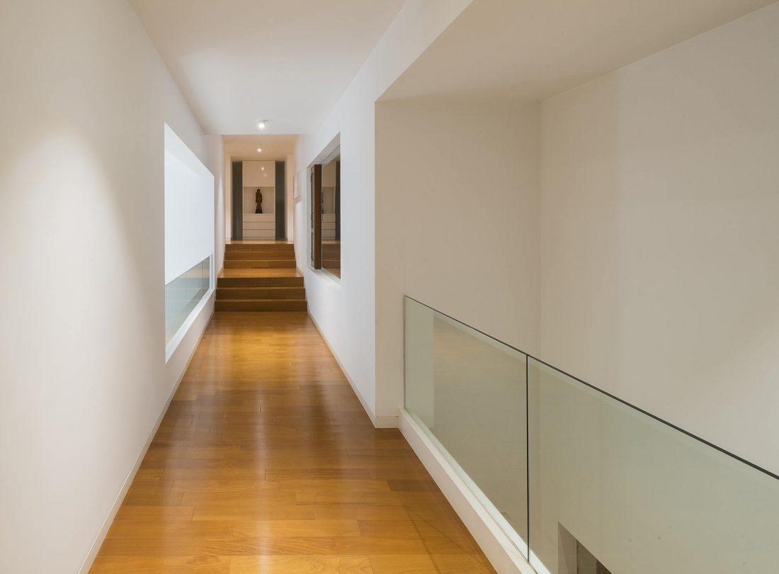 Дом с внутренним двором от Architecture Paradigm 14