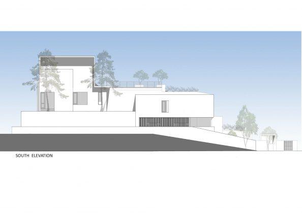 Дом с внутренним двором от Architecture Paradigm 29