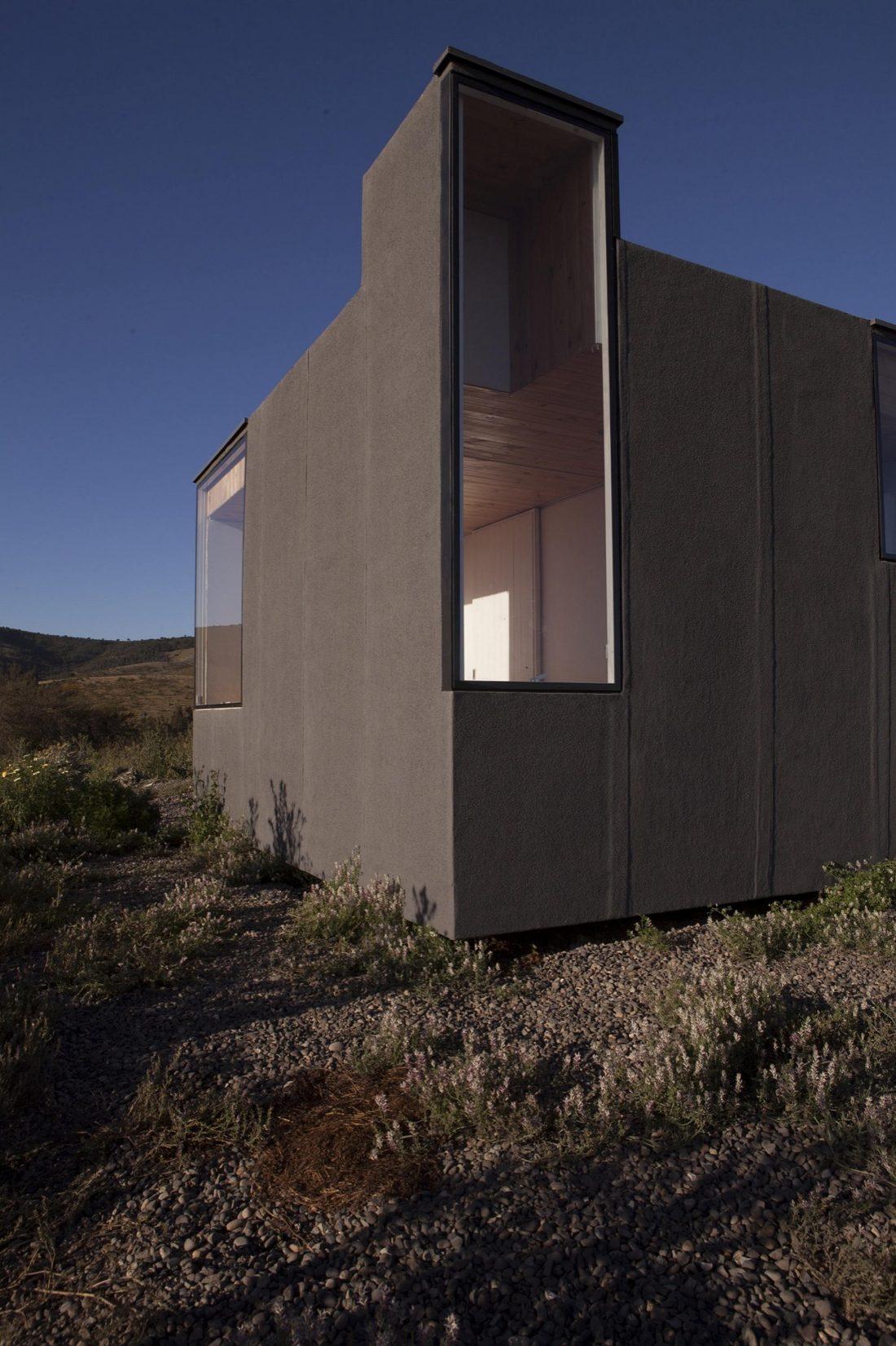 Дом в Чили от архитекторов Alfredo Gonzalez Briceno и Ignacio Rojas Hirigoyen 10