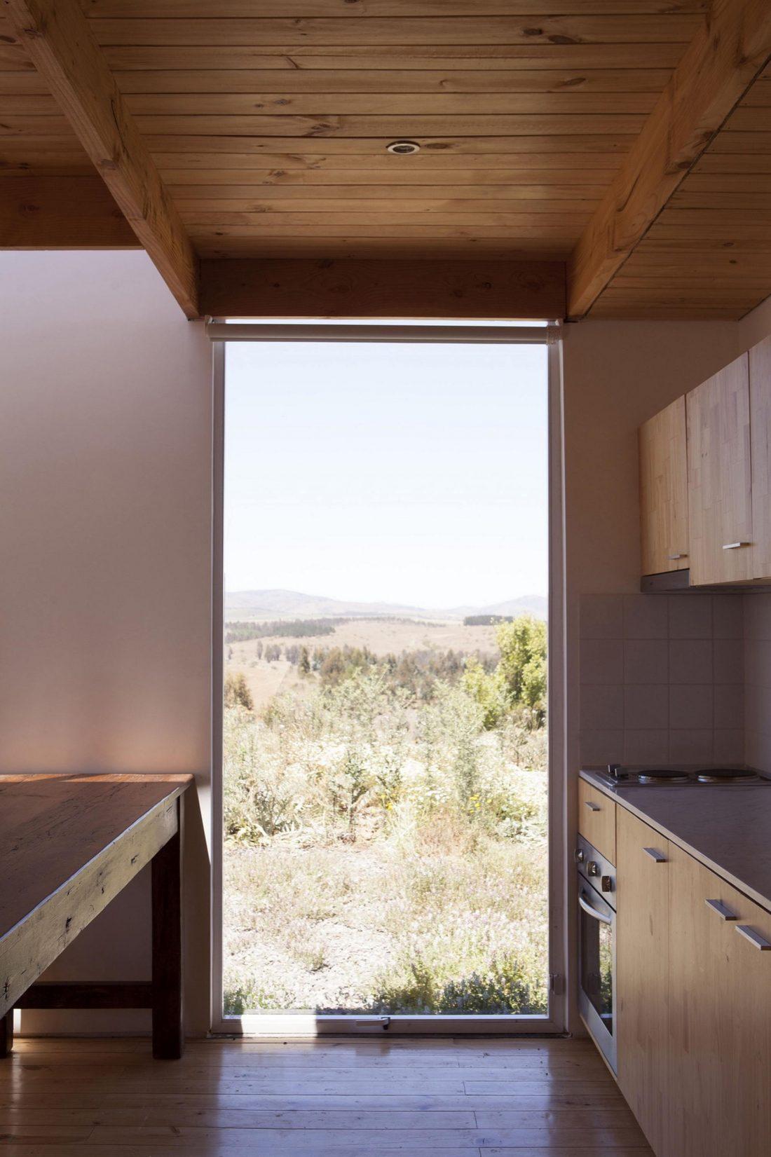 Дом в Чили от архитекторов Alfredo Gonzalez Briceno и Ignacio Rojas Hirigoyen 11