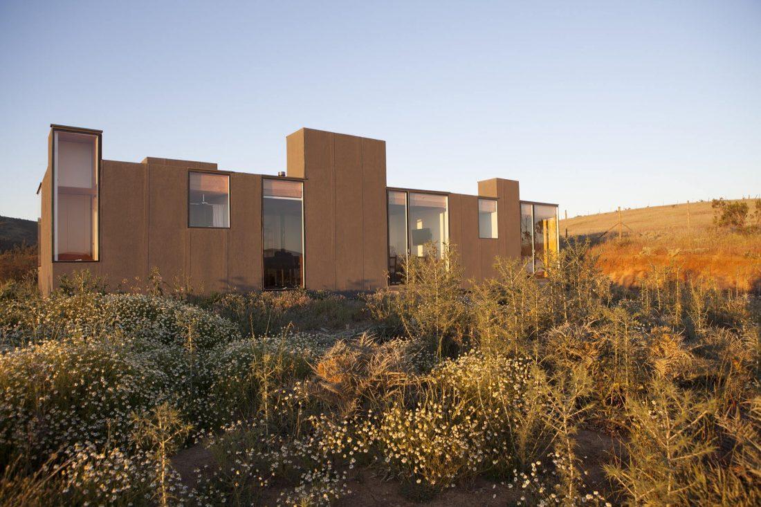 Дом в Чили от архитекторов Alfredo Gonzalez Briceno и Ignacio Rojas Hirigoyen 12