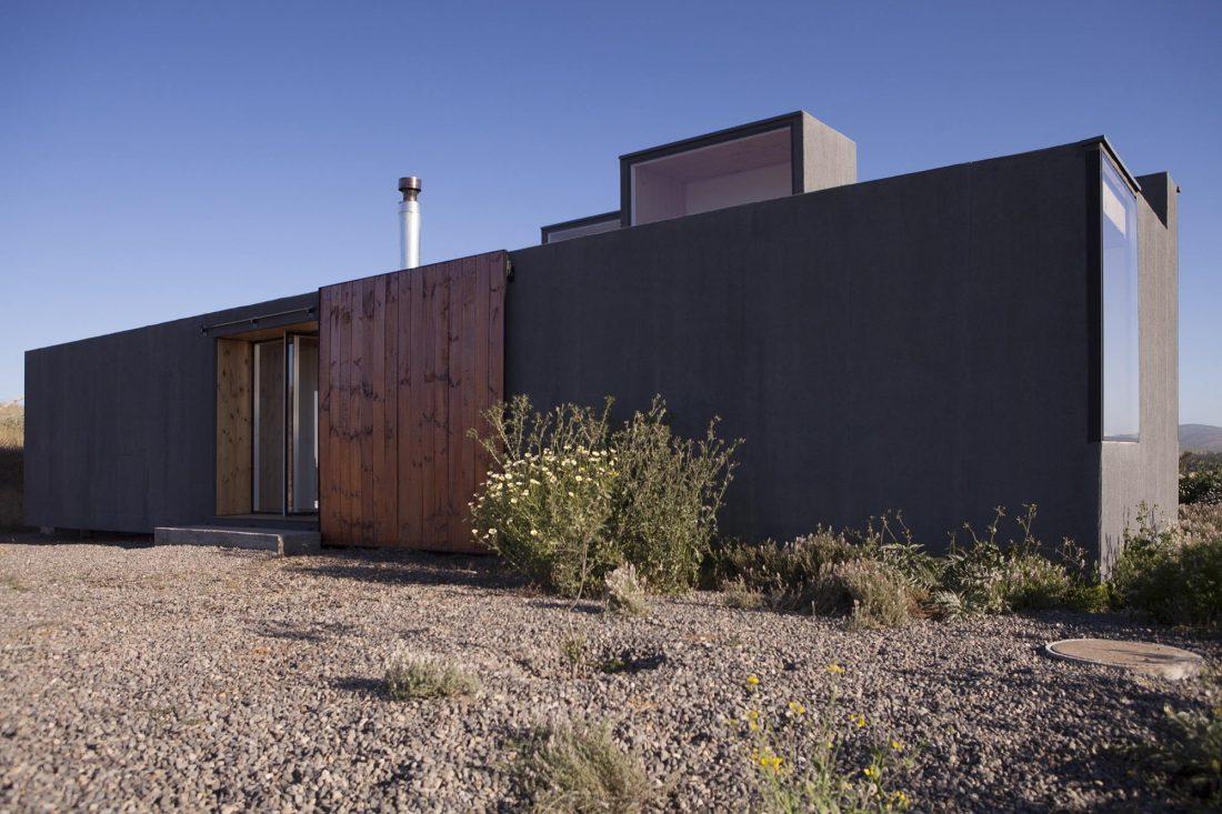 Дом в Чили от архитекторов Alfredo Gonzalez Briceno и Ignacio Rojas Hirigoyen 13
