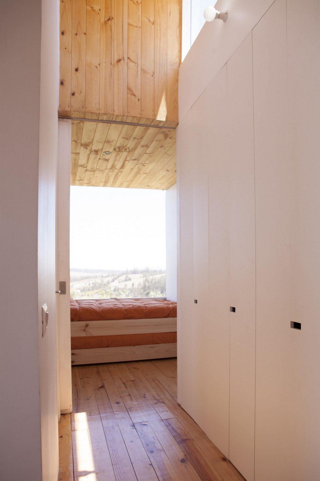 Дом в Чили от архитекторов Alfredo Gonzalez Briceno и Ignacio Rojas Hirigoyen 14
