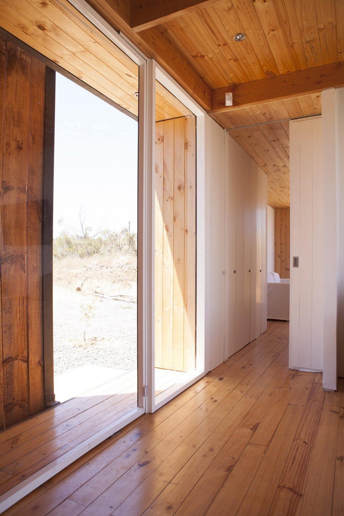Дом в Чили от архитекторов Alfredo Gonzalez Briceno и Ignacio Rojas Hirigoyen 2