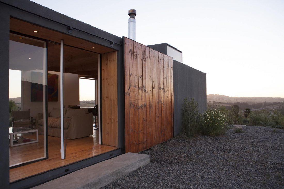 Дом в Чили от архитекторов Alfredo Gonzalez Briceno и Ignacio Rojas Hirigoyen 3