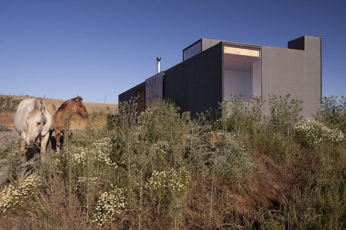 Дом в Чили от архитекторов Alfredo Gonzalez Briceno и Ignacio Rojas Hirigoyen 4