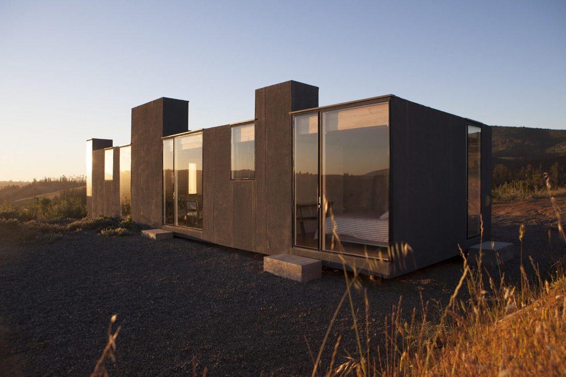 Дом в Чили от архитекторов Alfredo Gonzalez Briceno и Ignacio Rojas Hirigoyen 5