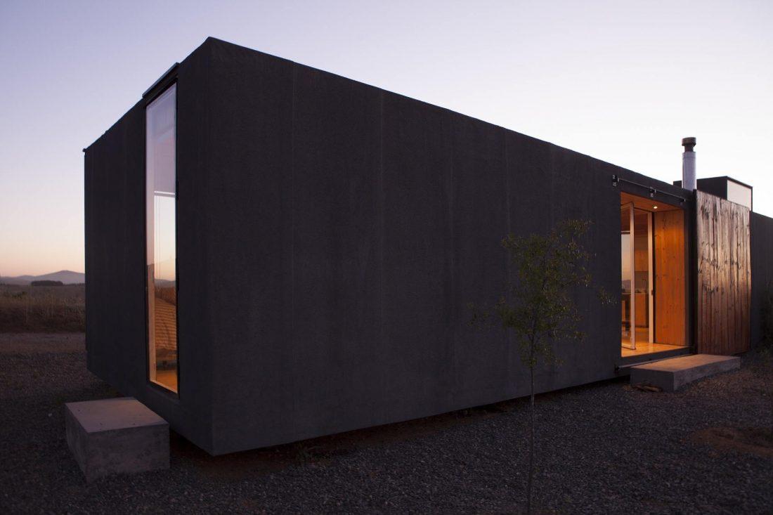 Дом в Чили от архитекторов Alfredo Gonzalez Briceno и Ignacio Rojas Hirigoyen 6