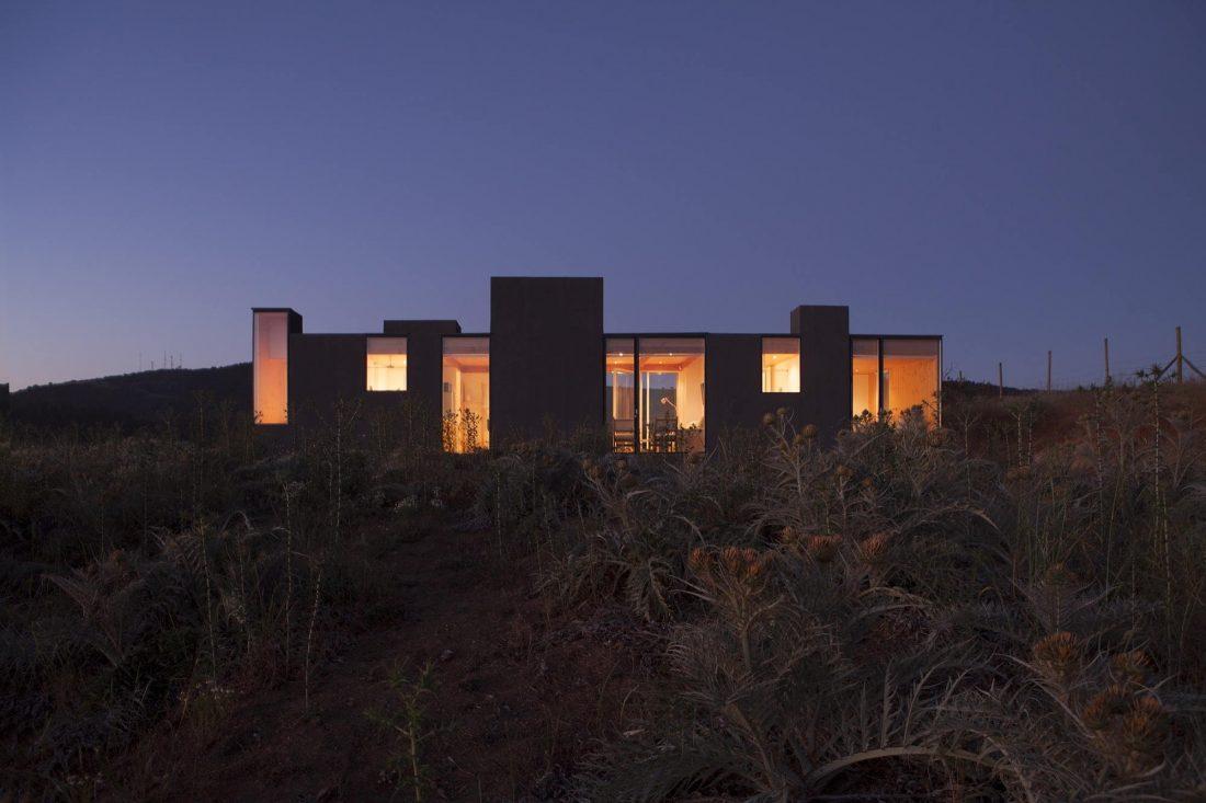 Дом в Чили от архитекторов Alfredo Gonzalez Briceno и Ignacio Rojas Hirigoyen 7